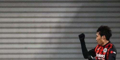 Kamada ersetzt Younes bei Frankfurt: VfL wie erwartet