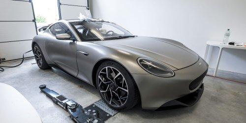 Piëch Mark Zero : Laden in fünf Minuten: Hyper-Stromer macht Porsche und Tesla elegante Konkurrenz