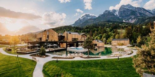 Hoteltesterin empfiehlt: Urlaub in den Bergen: Drei traumhaft schöne Wellness-Hotels in Österreich