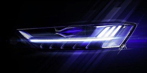 Xenon, LED & Laser: So leuchten die Autos der Zukunft