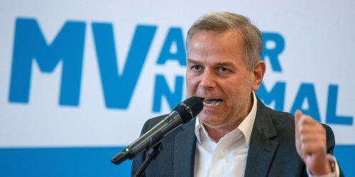 AfD fordert CDU und FDP zu konstruktiver Zusammenarbeit auf