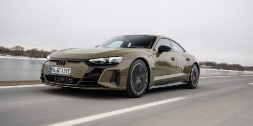 Wieder ein Zwischenfall: Nagelneuer Elektro-Audi brennt beim Laden ab