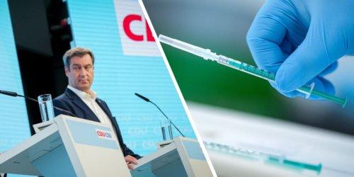 4. Welle droht: Streit um die Spritze: Was die Parteien mit den Impfverweigerern vorhaben