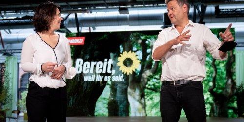 Parteitag der Grünen - Kommentar von Oliver Stock: Die Grünen haben es verpasst, sich den Wählern der Mitte zu empfehlen