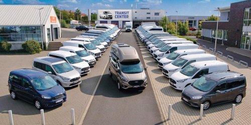 Ein Ford für alle Fälle: Sorg Gewerbewochen mit Rabatten bis 42 Prozent, Sonderleasingkonditionen und 0 % Finanzierung