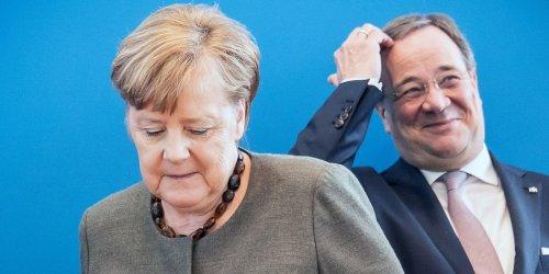 Armin Laschet als Kanzler: Mehrheit rechnet nicht mit Sieg des CDU-Chefs