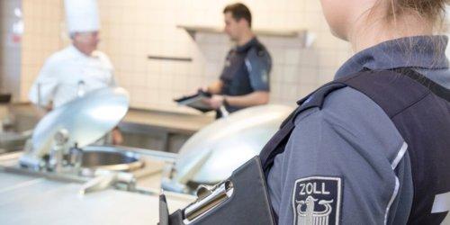 Hauptzollamt Schweinfurt: HZA-SW: Oberfränkische Restaurantkette verursacht 100.000 Euro Schaden