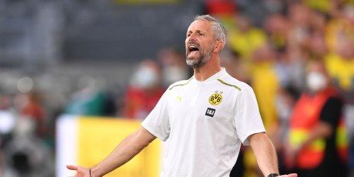 """BVB-Trainer unter Beschuss: """"Feindbild Marco Rose"""": Eine Sache nehmen sie ihm in Gladbach immer noch übel"""