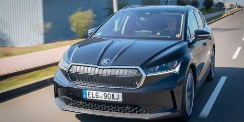 Fahrbericht Skoda Enyaq iV 80: Skodas Antwort auf den VW ID4: Schicker, aber kein Schnäppchen mehr
