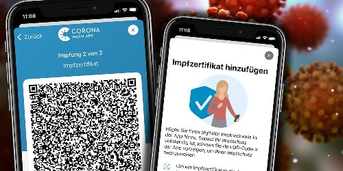 Digitaler Impfpass ist fertig: Corona-Warn-App: Großes Update bringt digitalen Impfnachweis