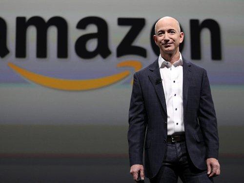 Jeff Bezos übergibt Amazon-Leitung - und wählt dafür einen ganz besonderen Tag