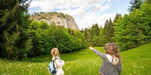 Wandern in Bayern: Geheim Tipp für Familien im Berchtesgadener Land