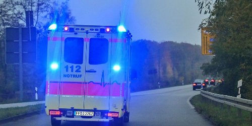 Vier Verletzte bei Auffahrunfall in Sassnitz