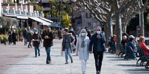 News zur Corona-Pandemie im Ticker : Lauterbach-Prognose: Dritte Welle in wenigen Wochen gebrochen - Polizei löst Feier in NRW auf