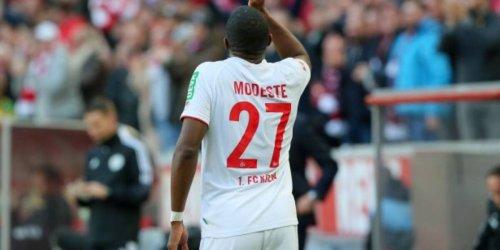 Köln: 1. FC Köln: 2:2-Unentschieden im Derby