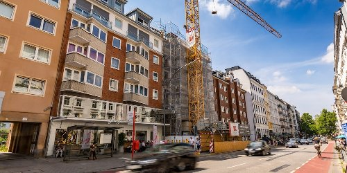 Mieten-Horror: Hier entsteht eine Wohnung für 6350 Euro kalt