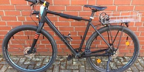 Kreispolizeibehörde Rhein-Kreis Neuss: POL-NE: Diebstahlsverdacht: Rahmennummern an Fahrrädern manipuliert