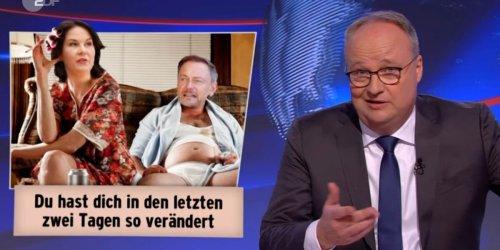 """Die """"heute-show"""" warnt Grüne vor FDP: """"Lasst euch doch nicht so über den Tisch ziehen!"""""""