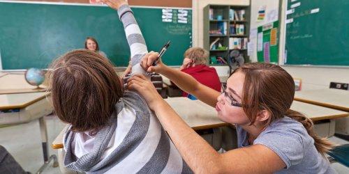 Erziehung, Schule  cover image