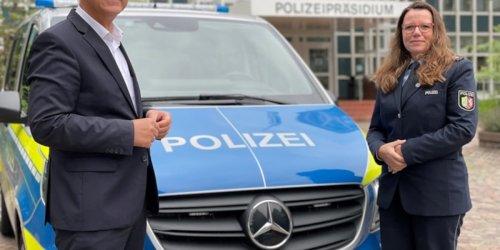 Polizei Dortmund: POL-DO: Zwei Städte - eine Polizeiinspektion: Die PI 3 hat eine neue Leiterin