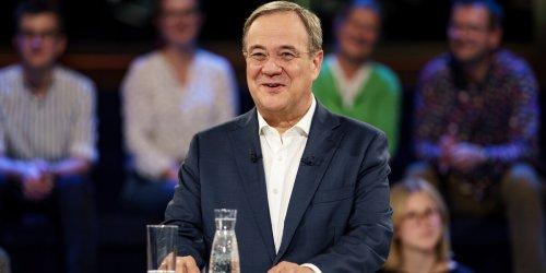 """Starker Auftritt des CDU-Kandidaten: """"Wahlarena"""" der ARD: Armin Laschet überzeugt mit Erfahrung und Empathie"""
