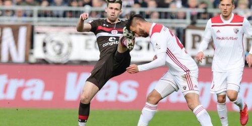Wer bricht den Bann? Noch kein St. Pauli-Spieler hat gegen Ingolstadt geknipst