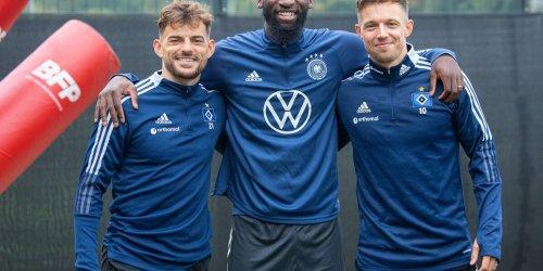 Chelsea-Star Antonio Rüdiger wünscht HSV den Aufstieg