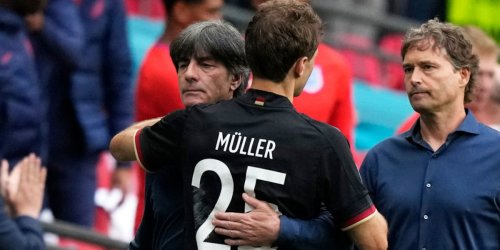 Nach frühem EM-Aus: Müller spricht aus, was alle denken: Erster DFB-Spieler traut sich öffentliche Löw-Kritik
