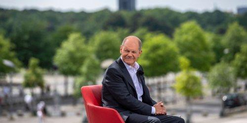 Spitzensatz soll hoch: Scholz will Steuern erhöhen, bei seinen Plänen bleiben viele Fragen offen