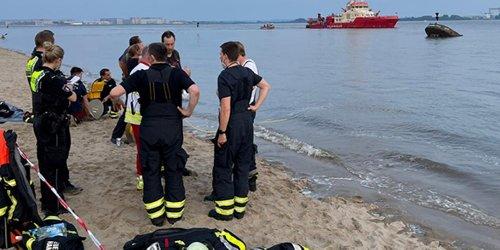 Blankenese: Jugendlicher (15) in der Elbe untergegangen