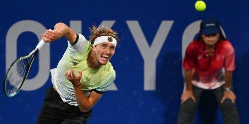 Olympia - Tennis: Zverev - Chatschanow im Live-Ticker: Finale um Gold