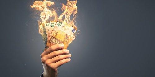 Inflation über 4 Prozent: Angst vor Negativzinsen? Die besseren Alternativen zu Sparkasse, Volksbank & Co.