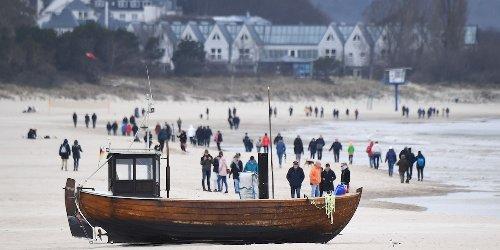 Corona-Pandemie : MV erteilt Einreiseverbote nach Usedom und an die Seenplatte