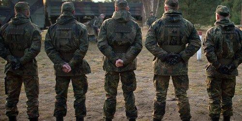 Betroffene Soldaten wissen gar nichts davon: MAD stuft 1200 Reservisten als rechtsradikal ein - Vorgehen sorgt für scharfe Kritik