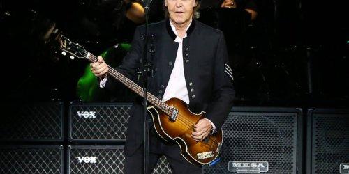 "Beim US-Streamingdienst Hulu: Paul McCartney: Doku-Serie ""McCartney 3,2,1"" startet im Juli"