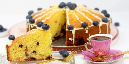 Variabler Rührkuchen mit Joghurt und Beeren: Lecker und blitzschnell fertig