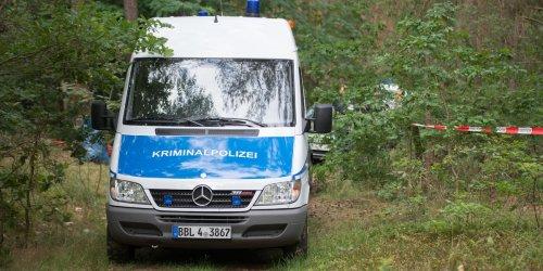 Familie gab Vermisstenanzeige auf: Oranienburg: Tatverdächtiger nach Leichenfund in altem Nazi-Bunker festgenommen