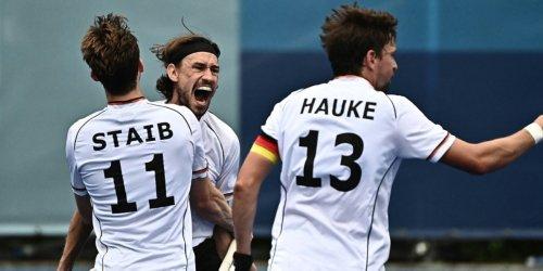 Olympia - Hockey: Deutschland - Argentinien im Live-Ticker: Spiel ums Halbfinale