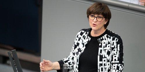 """""""Deutschland nach der Wahl - 3 Szenarien"""": Sie glauben, das geht nicht? So könnte Saskia Esken Bundeskanzlerin werden"""