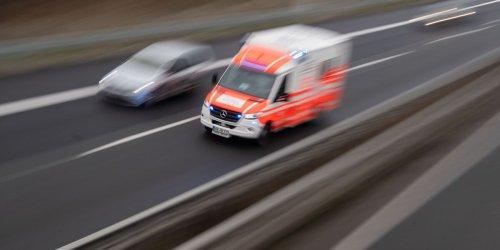 Mehrere Verletzte nach Autounfall in Ravensburg