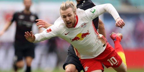 Forsberg sieht wieder gute Chancen für RB Leipzig