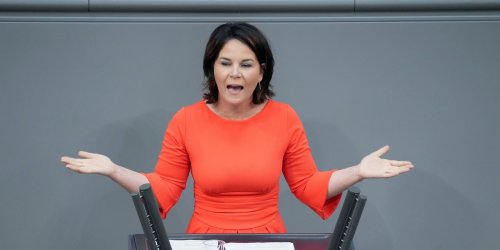 """Wirbel um Aussage: Baerbock sagt """"N-Wort"""" in Interview - das wollten Grüne einfach kürzen lassen"""