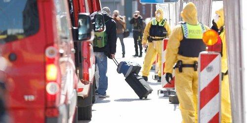 Corona-Ausbruch mit Ansage?: Obdachlose verlegt – harte Kritik aus der Opposition