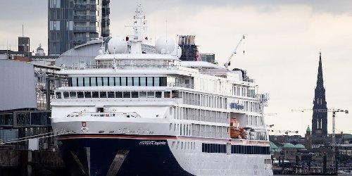 Kreuzfahrthafen Wismar beendet Corona-Zwangspause