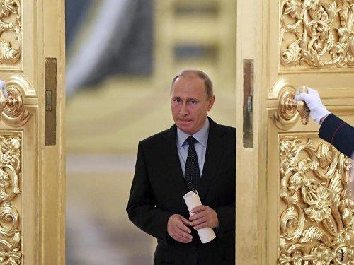 Gerade als Putin Milliarden investieren will, laufen ihm die Investoren davon