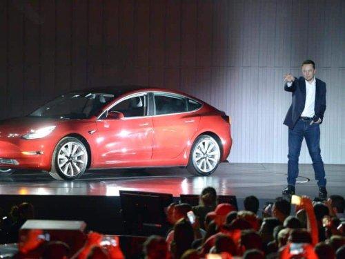 Nach Mega-Deal mit Hertz: Tesla knackt die Billion-Dollar-Schallmauer