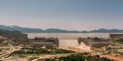 GERD-Projekt: Afrikas größter Staudamm stürzt die Nil-Region in einen erbitterten Streit um Wasser
