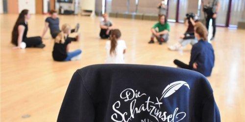 """Kindercasting zum Musical """"Die Schatzinsel"""" in Hameln"""