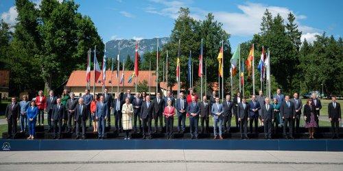 """""""Überflüssige Provokation"""": Einer fehlt auf dem EU-Familienfoto: Sloweniens Ministerpräsident beschwört Eklat herauf"""