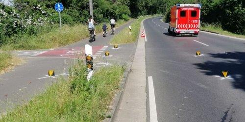 Polizei Aachen: POL-AC: Fahrradfahrerin wird bei Verkehrsunfall schwer verletzt